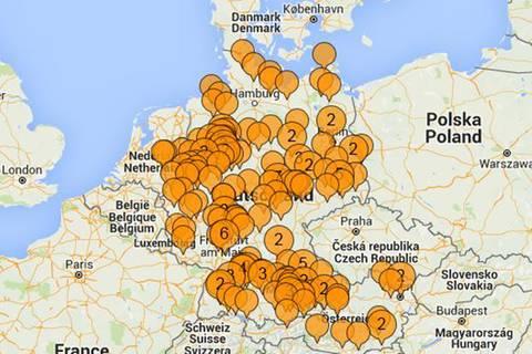 Diese Karte räumt mit Gerüchten über Flüchtlinge auf