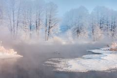 So beeindruckend kann ein Winter-Tag starten