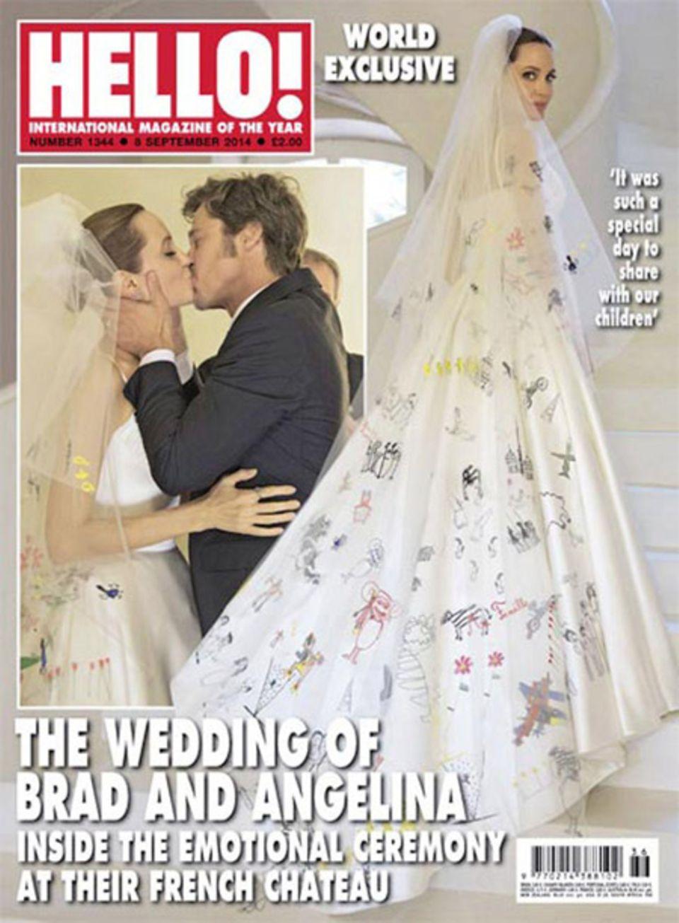 12 echt schräge Promi-Hochzeitskleider