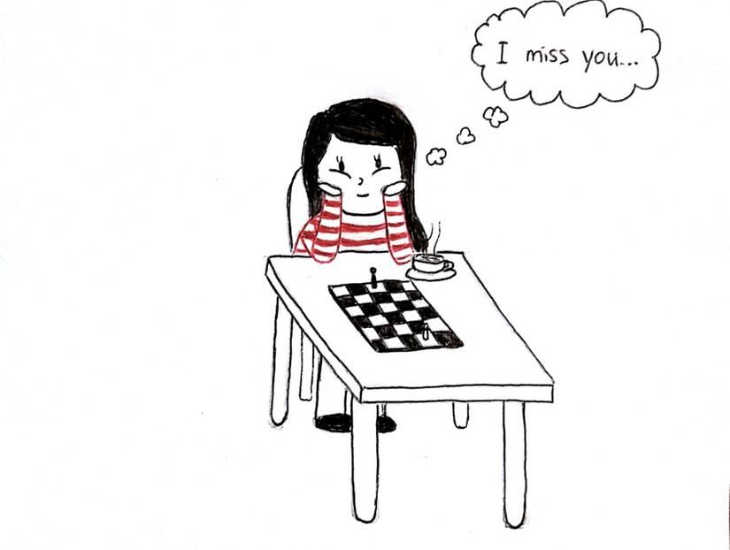 Fernbeziehung: Du fehlst mir! Wie es wirklich ist, wenn der Liebste ...