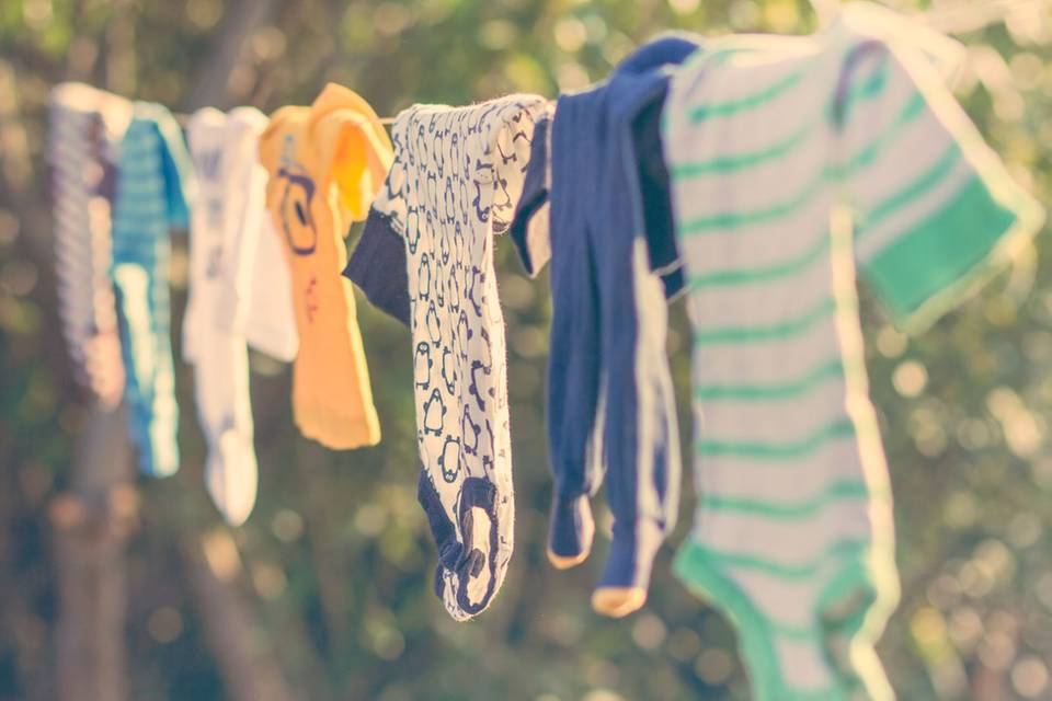 Baby-Erstausstattung – eine praktische Checkliste