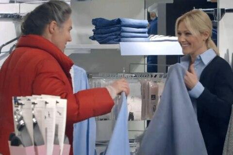 Hier arbeitet Helene Fischer als Tchibo-Verkäuferin