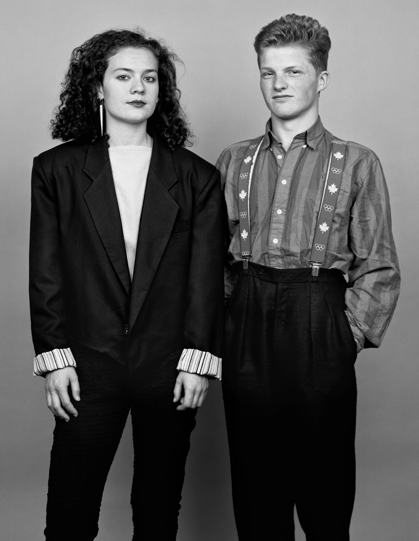 Carole und Serge, 1988
