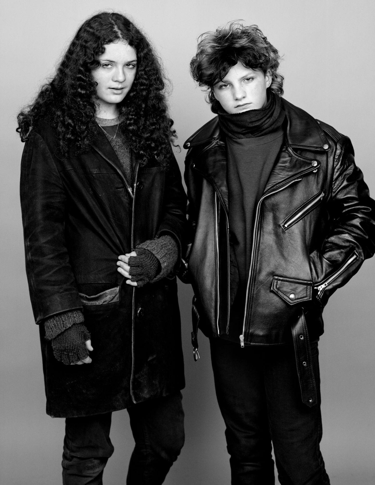 Carole und Serge, 1982