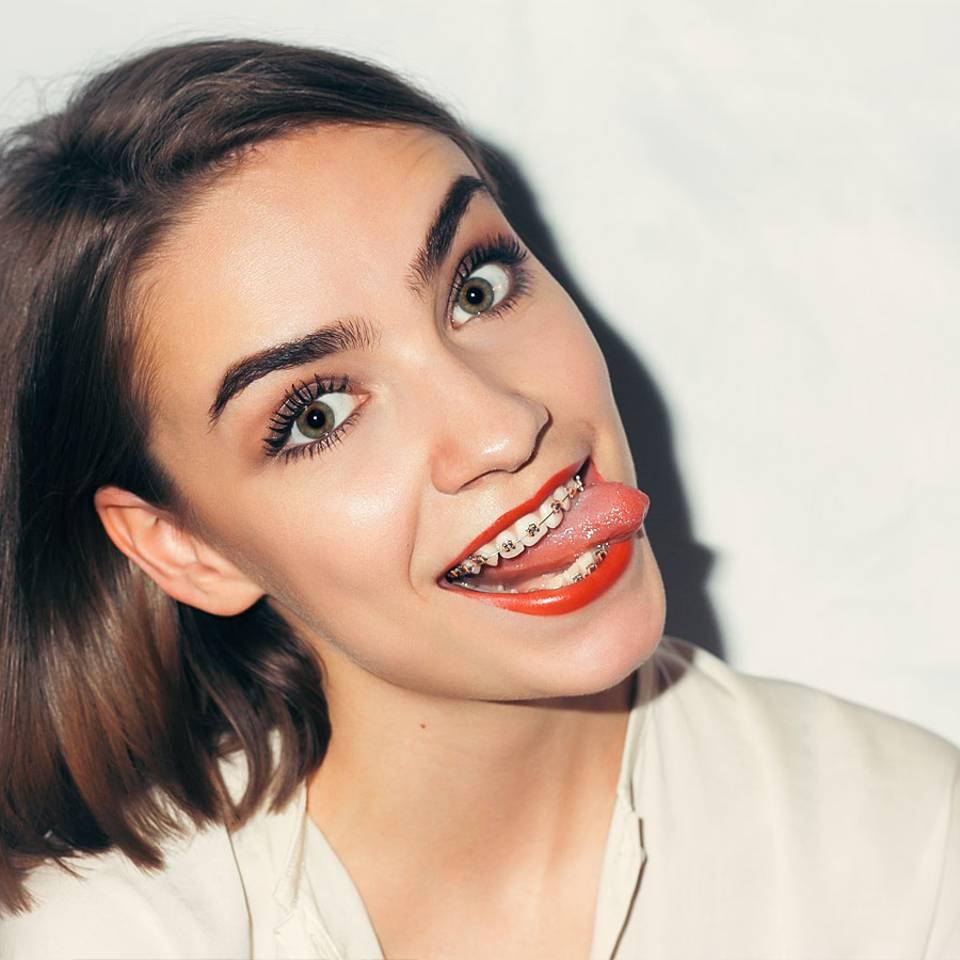 Zahnspangen für Erwachsene