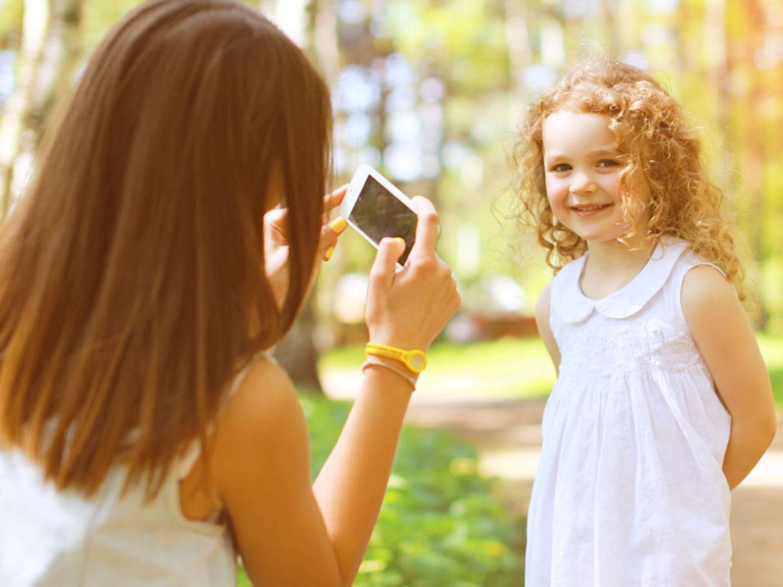 """""""Kinderfotos im Netz posten? Natürlich mache ich das!"""""""