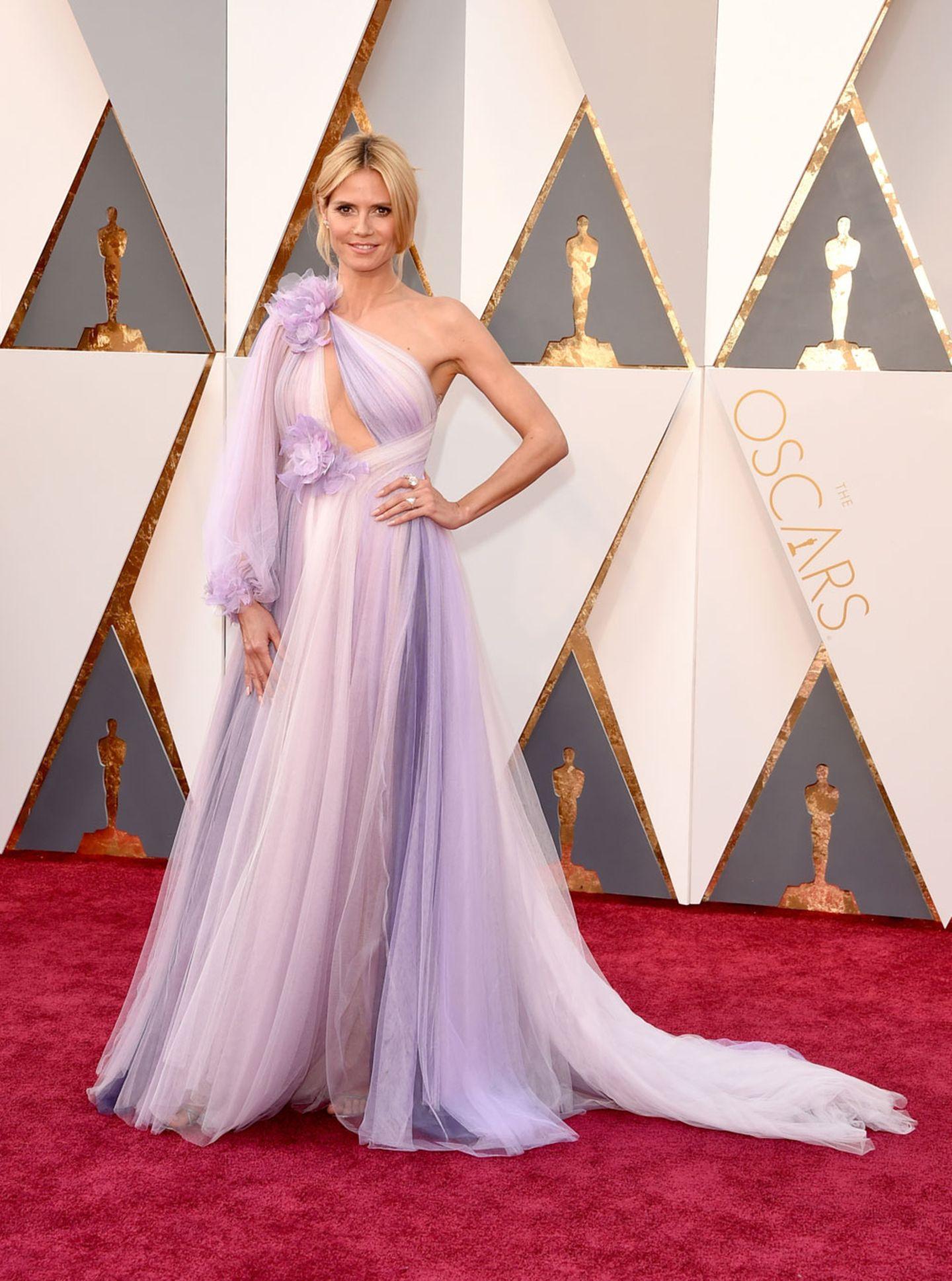 Oscars 2016: Heidi Klum