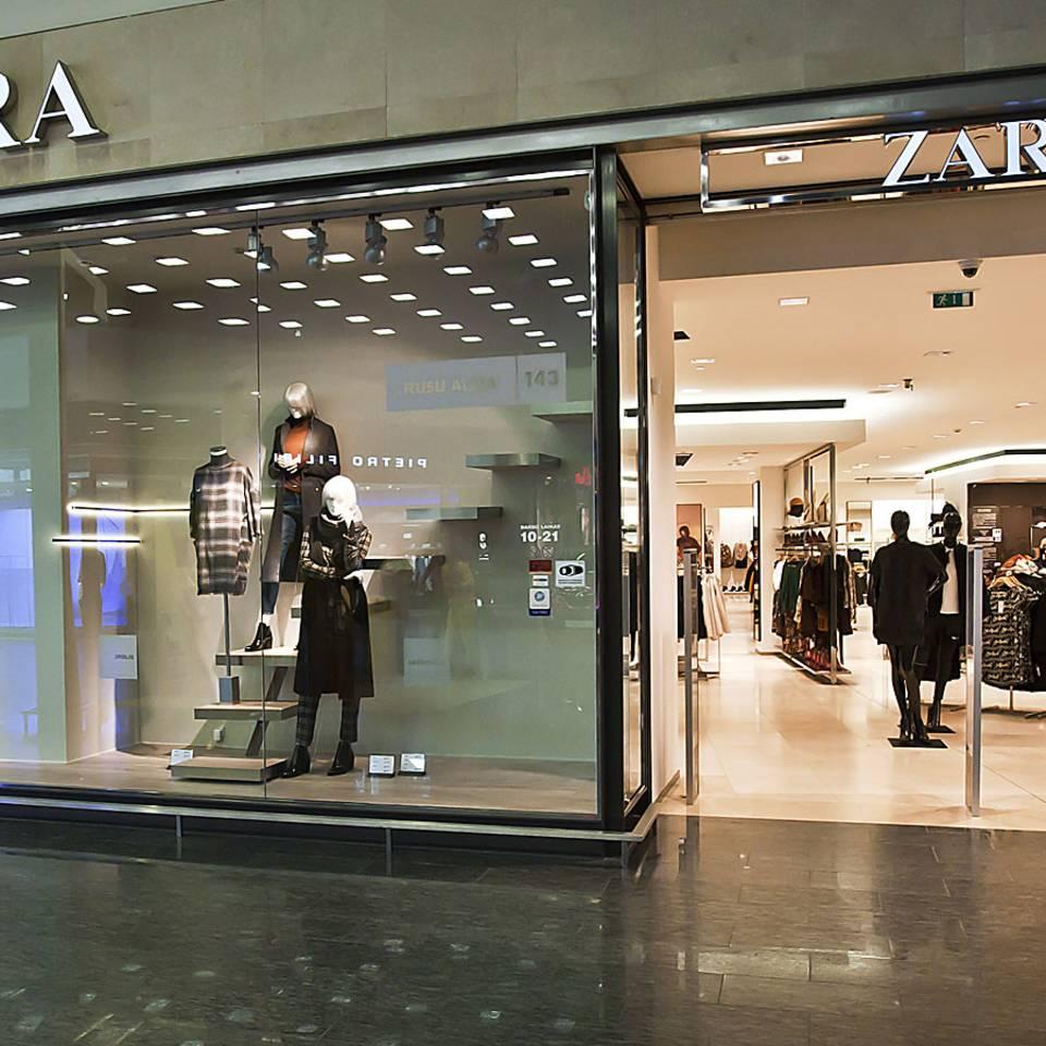 DAS wird sich ab sofort bei Zara ändern