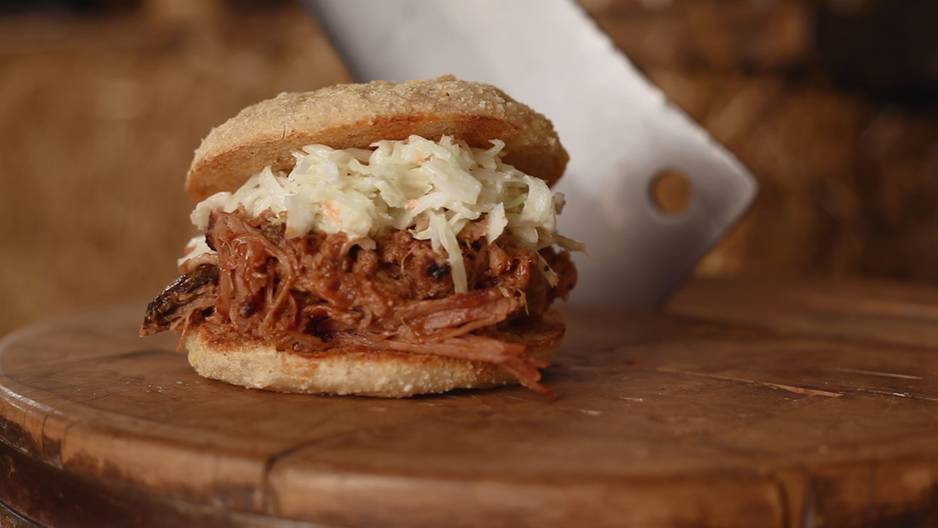 Cobb Gasgrill Pulled Pork : Pulled pork texas style gasgrill ribalizer crazy good pulled pork