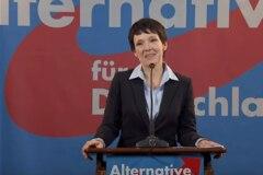 So veralbert Carolin Kebekus AfD-Frau Frauke Petry