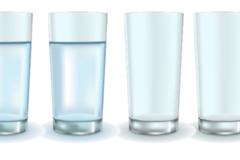 Wie schnell könnt ihr dieses Gläser-Rätsel lösen?