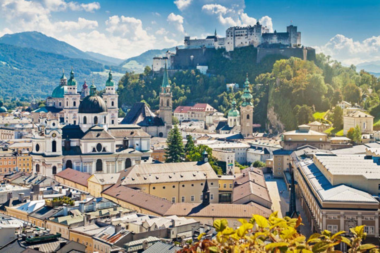 Salzburg - die besten Tipps fürs Wochenende