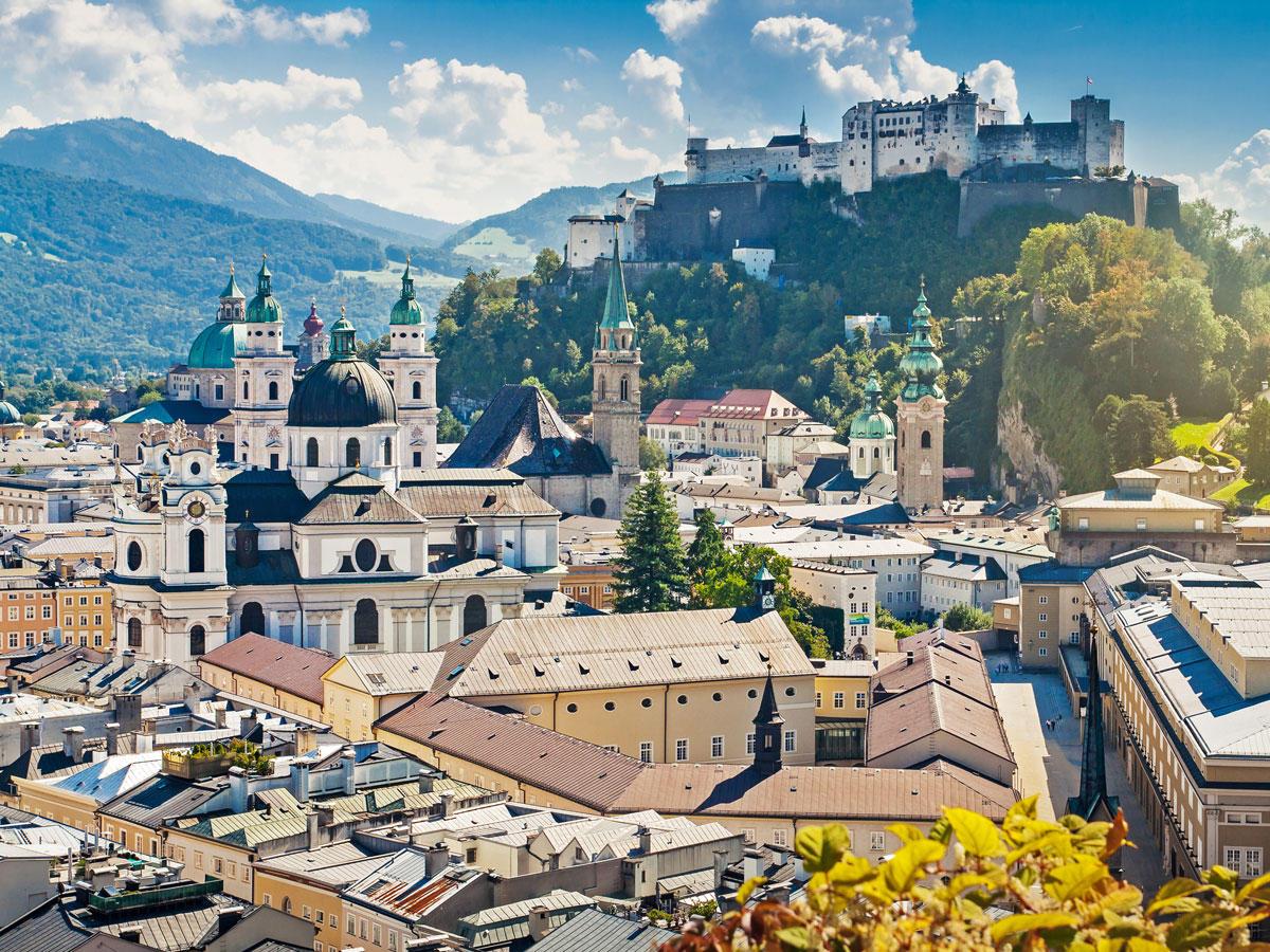 Salzburg: Die besten Tipps fürs Wochenende