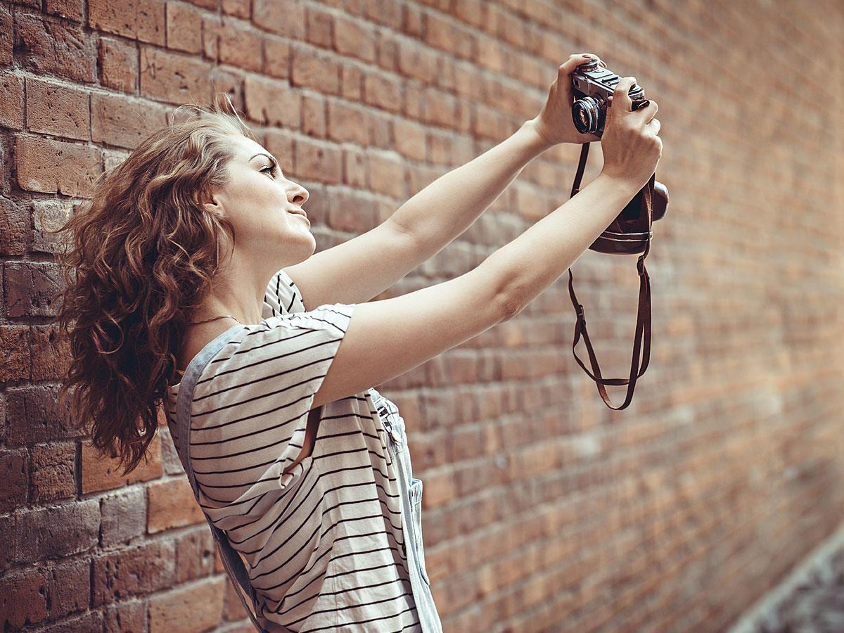 Diese Beauty-Tricks lassen euch auf Fotos besser aussehen