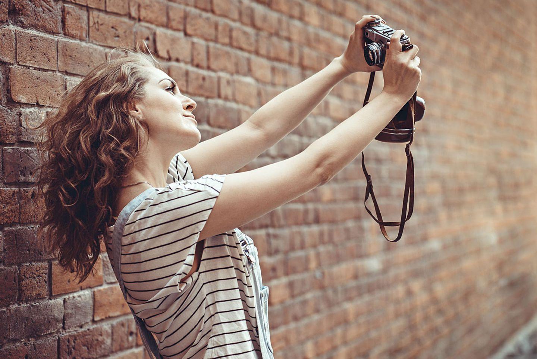Mit diesen Beauty-Tricks auf Fotos besser aussehen