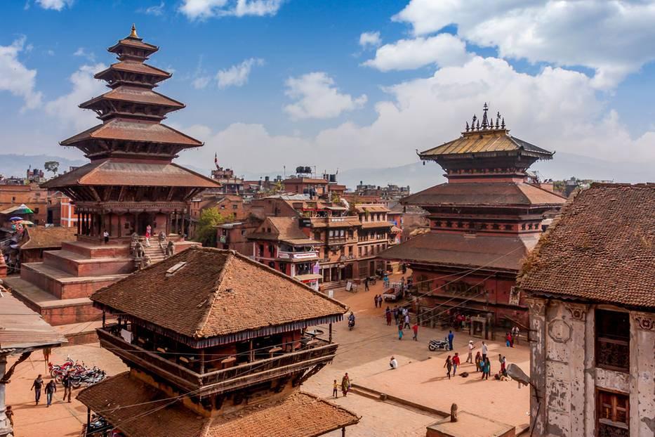 Aktiv- und Abenteuerreisen: Platz 3 - Nepal