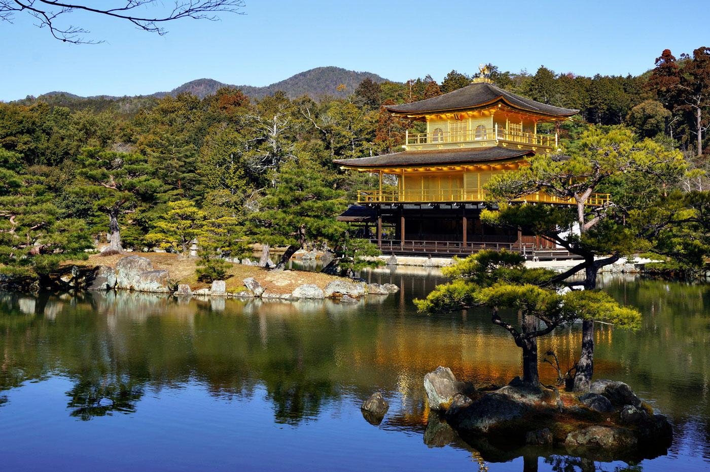 Aktiv- und Abenteuerreisen: Platz 2 - Japan Aktiv