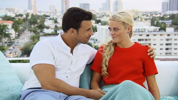 Daniela macht sich große Hoffnungen auf eine Zukunft mit Leonard.