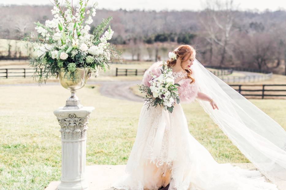 Model mit Downsyndrom: Was für eine wunderschöne Braut: Madeline Stuart, Model mit Down-Syndrom, hat ihre ersten Modelbilder im Brautkleid veröffentlicht! Für weitere Fotos einfach durch die Bilder klicken!
