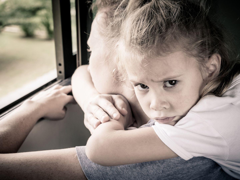 """Alleinerziehende Mutter gesteht: """"So oft denke ich, ich kann nicht mehr!"""""""