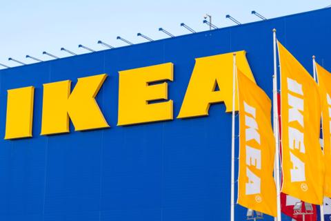 """Ikea ruft Lampenfuß """"Gothem"""" zurück"""