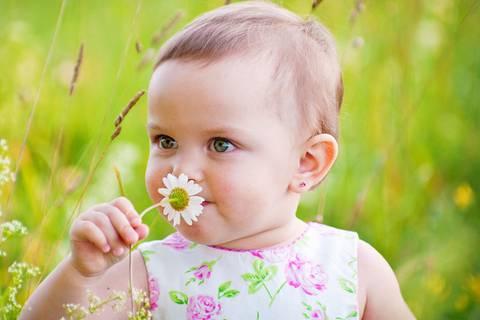Die schönsten Blumennamen für Mädchen