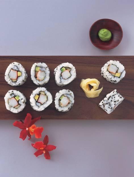 rezepte sushi selber machen wie beim japaner. Black Bedroom Furniture Sets. Home Design Ideas