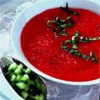 Sommerküche: Gazpacho und Co.: Kalte Suppe für den Sommer