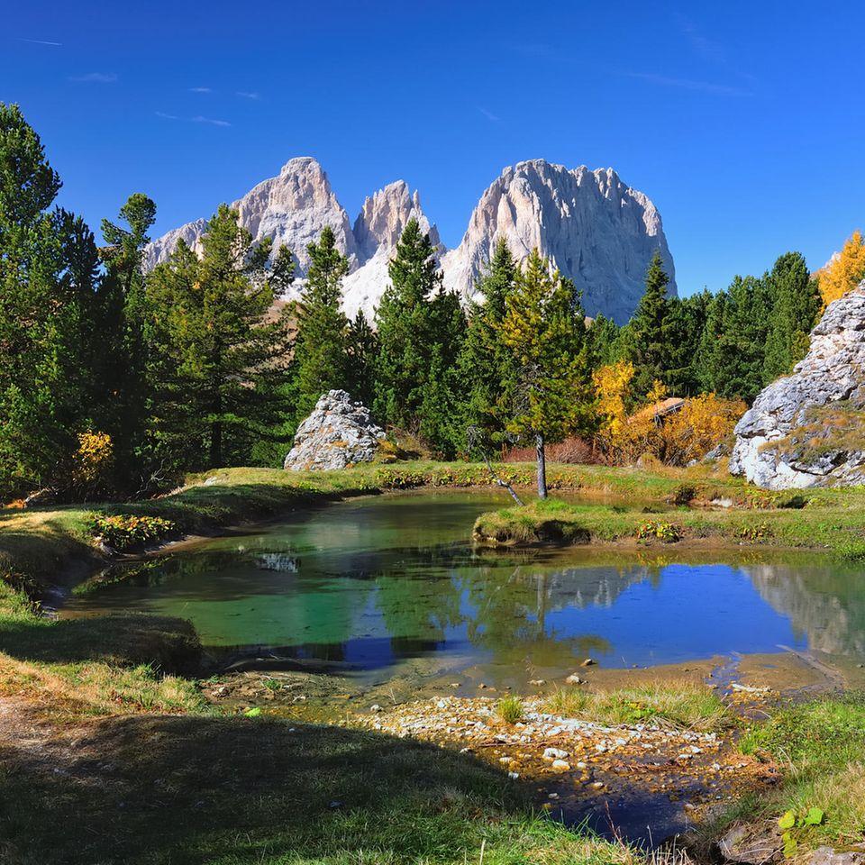 Wandern an Südtirols Wasserwegen