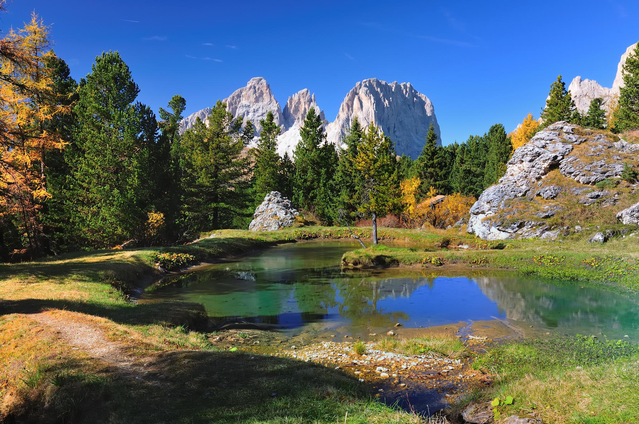 An Südtirols Wasserwegen