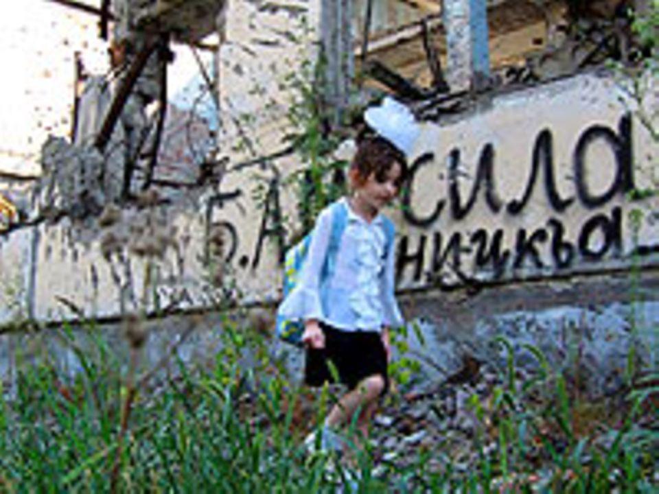 """""""Auch Tschetschenen lachen und verlieben sich"""""""