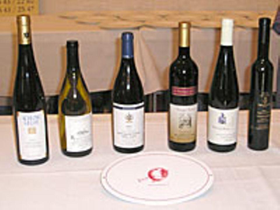 Die prämierten Weine von Vinissima