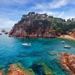 Costa Brava - schöne Bucht
