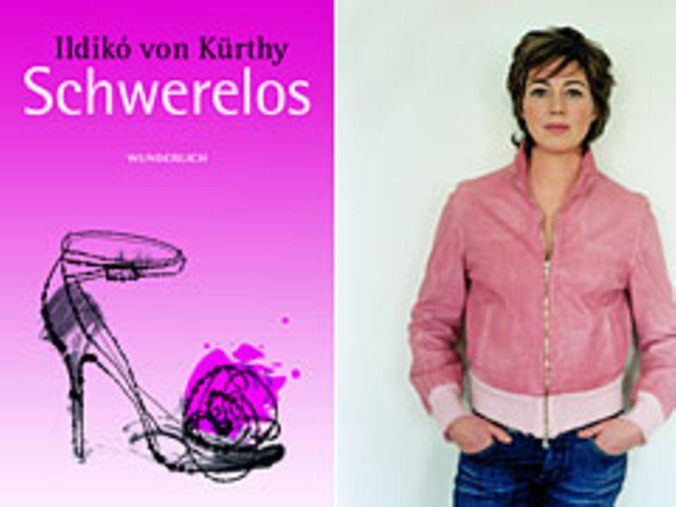 Ildikó von Kürthy, Schwerelos, wunderlich, 256 S., 17,90 Euro,