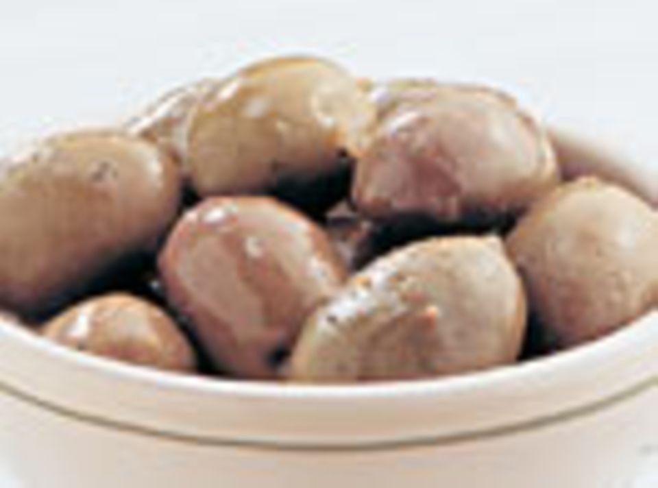 Neue Ernte: Oliven
