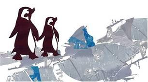 Galerie-Künstler: Pinguine, Tiger und die Kunst