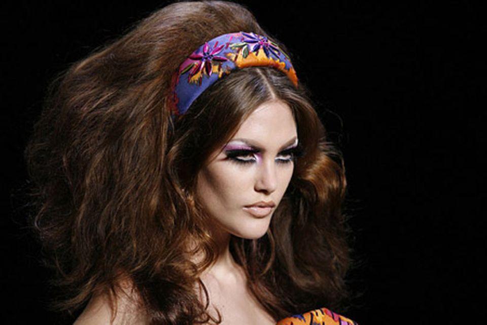 Trendfrisuren 2008/2009: die Diva