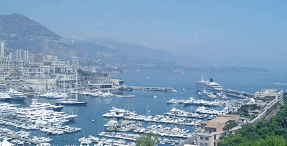 In so einer schönen Stadt wie Nizza lernt es sich gleich viel leichter