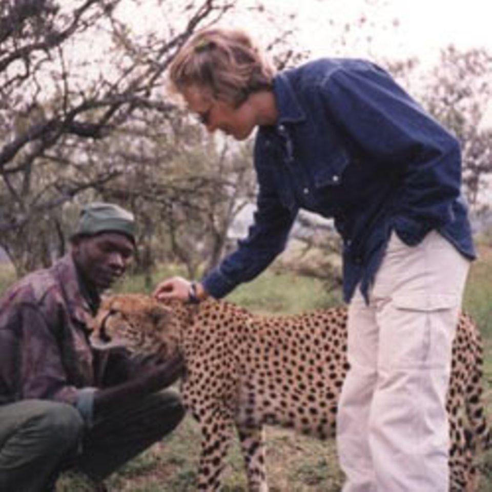 Laura in Kenia