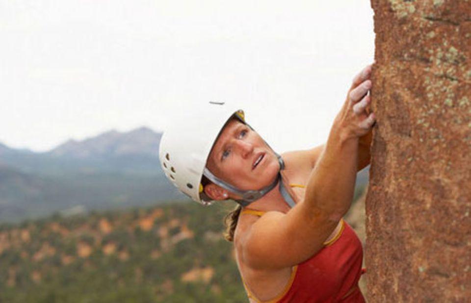Klettern wie Spiderman