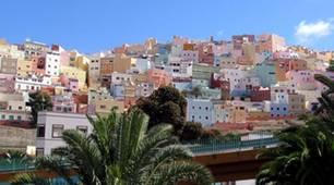 ...und Las Palmas - das ist Gran Canaria