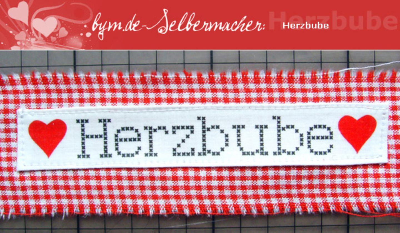 BYM.de-Selbermacher: Schlüsselband für den Buben des Herzens