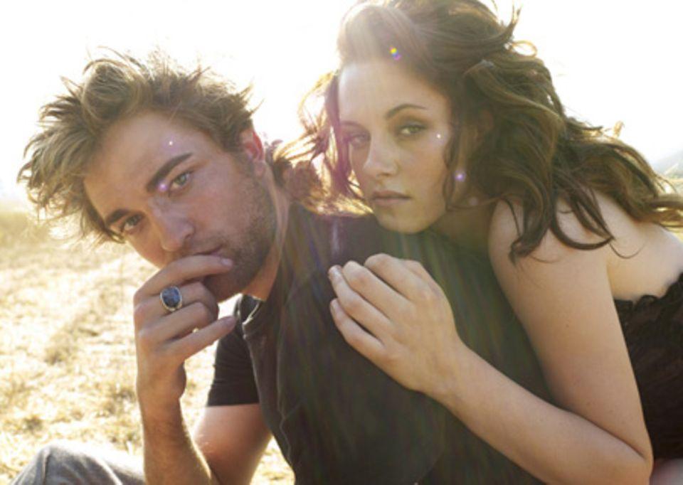 Robert Pattinson: Seine schönsten Bilder