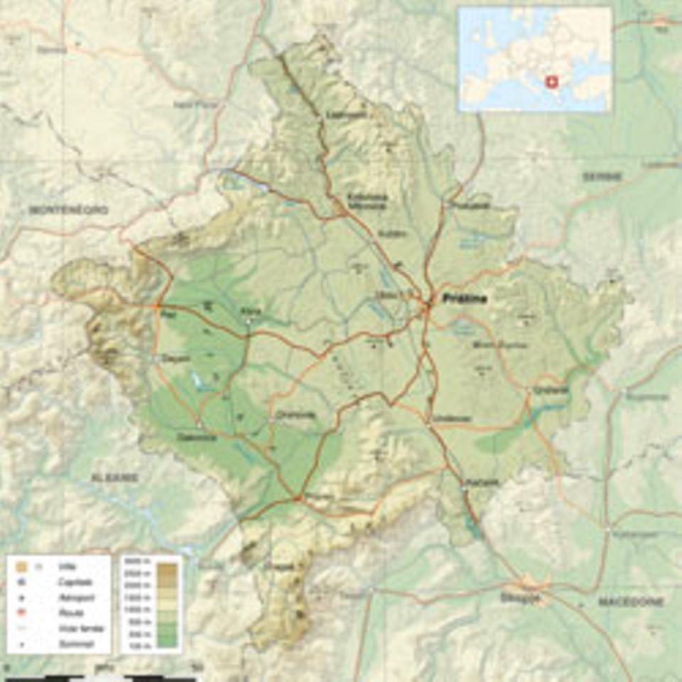 Kosovo: ein langer Weg zur Unabhängigkeit