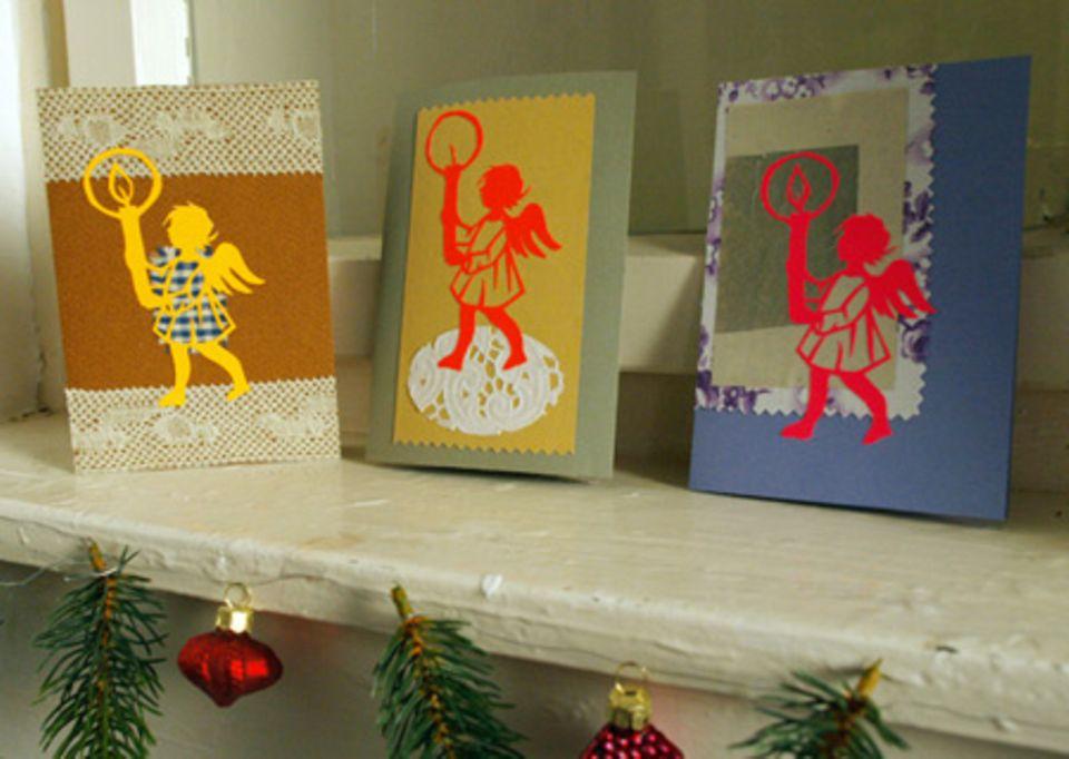 BYM.de-Selbermacher: Nostalgische Weihnachtspost