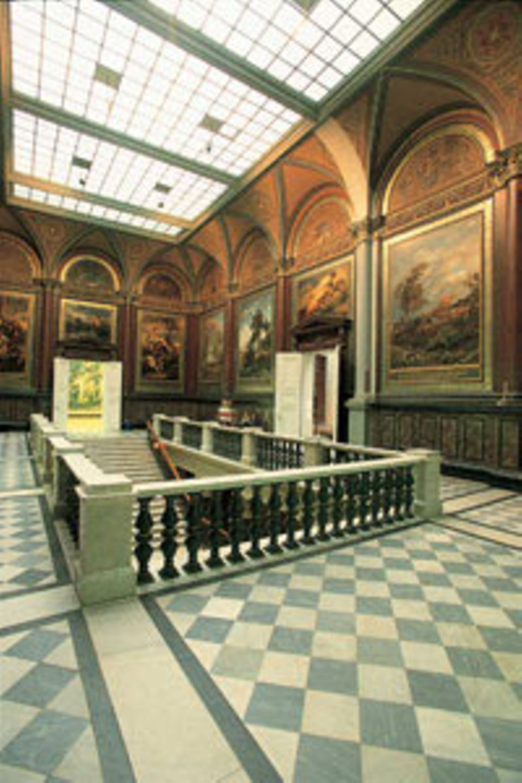 Die Hamburger Kunsthalle