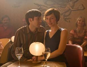 Dank Lina (Katharina Schüttler) schafft es Philip (Bastian Trost), seine Sozialphobie zu überwinden.