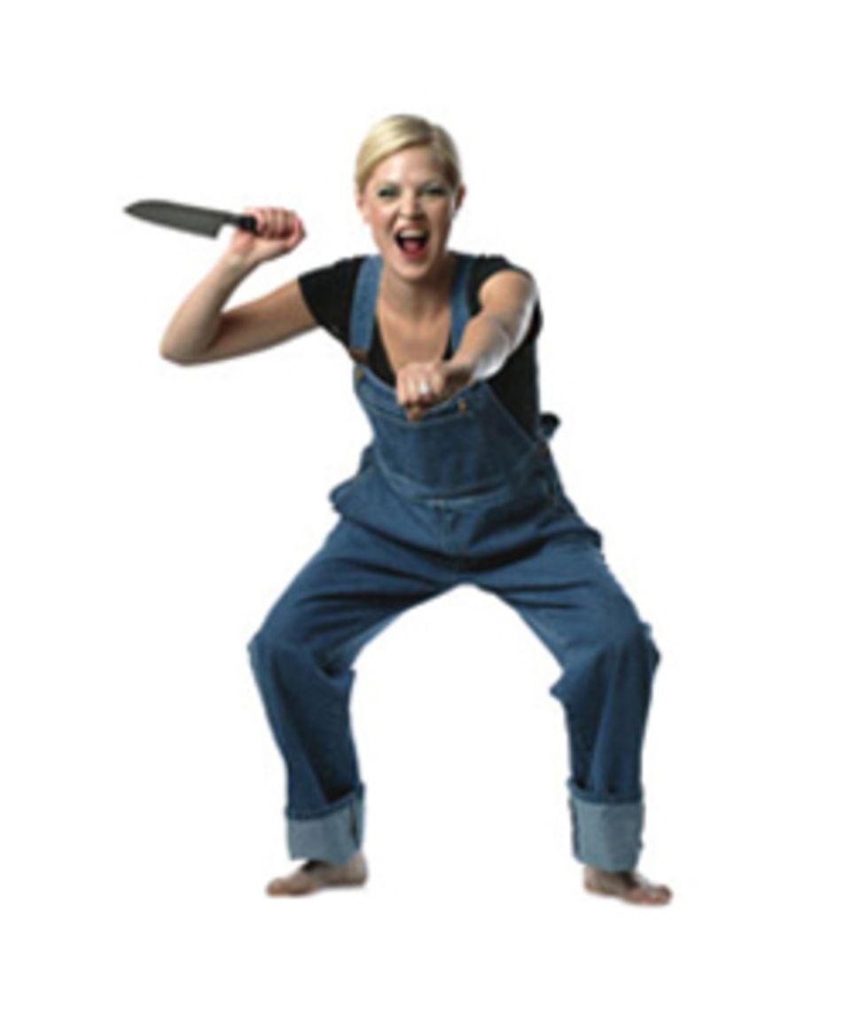 Anne Wiedey bei der Küchenschlacht