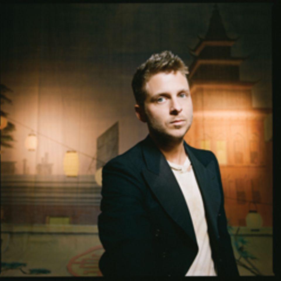 OneRepublic Frontmann und Songwriter Ryan Tedder