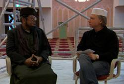 Bill Maher in der Moschee